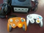 GAMECUBE W/2 CONTROLLERS